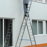 Лестница 3х-секционная 3х9