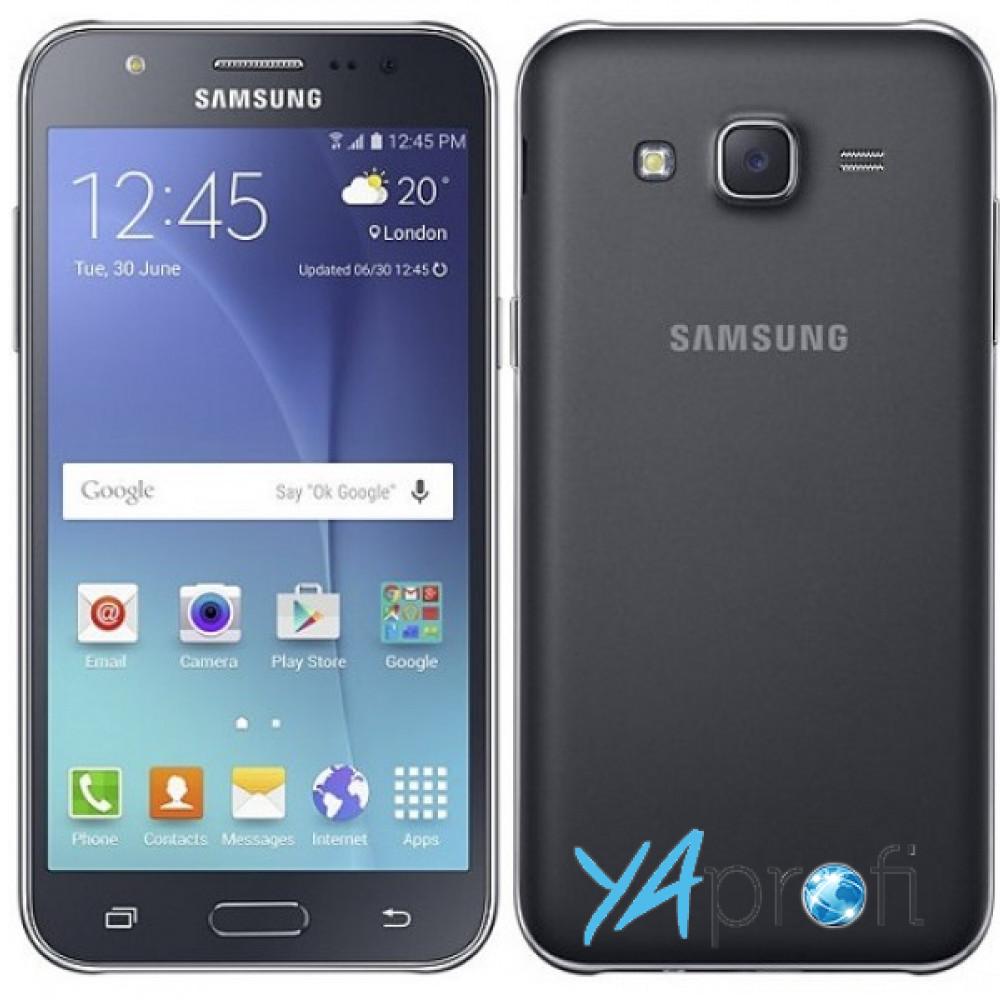 Samsung Galaxy J7 SM J700H Black