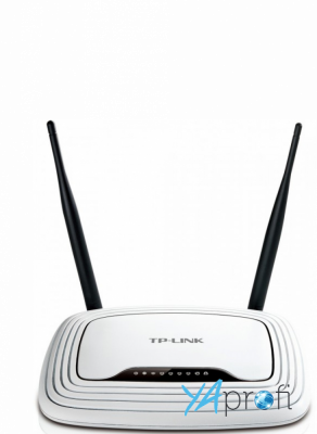 TP-LINK TL-WR841N 300M Wireless (2-Antenna)